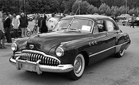 Un Buick Super Eight, de 1949