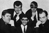 Freddie & The Dreamers, en 1963