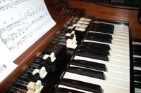 Un precioso Hammond B3