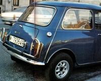 El Mini 1275 C de Juan Carlos I