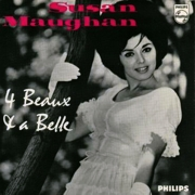 Susan Maughan, en un EP francés de la Philips