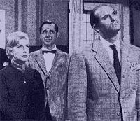 Agustín González, en 'Atraco a las tres' (1962)