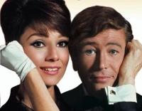 Hepburn y O'Toole, en 'Cómo robar un millón' (66)