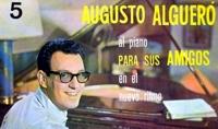 Augusto Algueró, en los 60