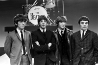 Los Beatles con Jimmie Nicol, 1964