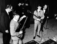 Los Beatles en Sheffield (1963)