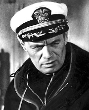 Richard Widmark en 'The Bedford Incident' (65)