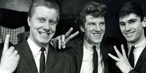 The Big Three, Merseybeat en 1963