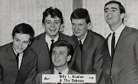 Billy J. Kramer & The Dakotas, en 1963
