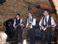 Los Brandys en The Cavern