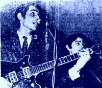 Juan Pardo y Junior, en los Brincos