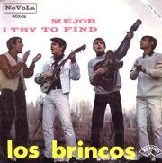 Los Brincos y su 'Mejor', en 1966