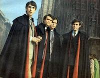Los Brincos, en 1965 (C) Gianni Ferrari