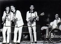 Los Brincos, en 1965