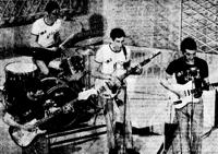Los Brincos en Las Palmas, 1965