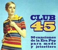 Portada de Club 45, el libro de Alex