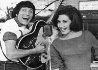 Conchica Velasco y Tony Leblanc, 1965