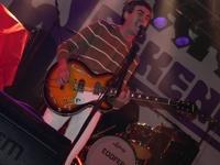 Alex Díez, Cooper, en el Purple (C) F. Pado