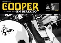 Cooper, nuevo EP y gira en 2008