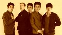 Los Hollies, a comienzos de 1964