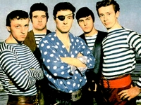 Johnny Kidd & The Pirates: precursores del Beat Sound