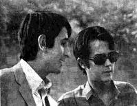 Juan y Junior, en 1968