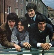 Los Kinks, a mediados de los 60