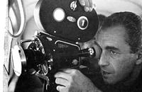 Antonioni, detrás de la cámara