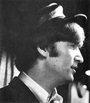 John Lennon, en 1964.