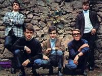 Los Sirex, a mediados de los 60