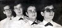 Los Sonor, en 1965