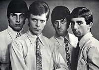 David Jones con The Manish Boys, a primeros de 1965