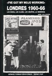 'Londres 1960 - 1966', el libro.