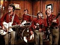 Los Monkees en su serie televisiva (1966 - 1967)