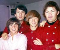 Los Monkees, verano de 1966. (C) Bruce Sallan