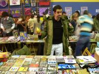 Fernando del Río, en el Purple 2006