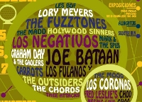 El cartel del Purple Weekend 2008