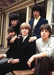 Los primeros Rolling Stones