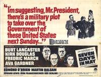 Siete días de mayo', 1964