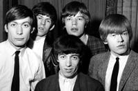 Los Rolling Stones, en 1964