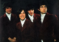 The Kinks, en otoño de 1964