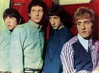 The Who, en una rara foto de 1965