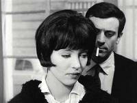 Nana (Anna Karina) en 'Vivir su vida' (1962)