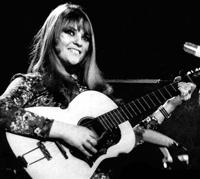 Dana Gillespie, en los 60