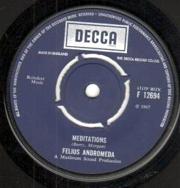 El sencillo de Felius Andromeda, 1967