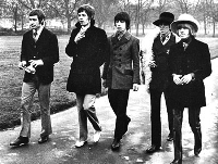 Los Rolling Stones en 1967