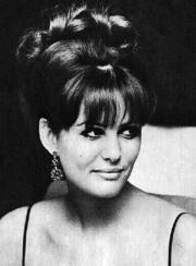 Claudia Cardinale, en una escena de 'Celos a la italiana' (1964)