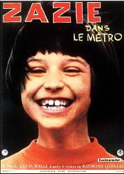 'Zazie dans le métro' (1960)