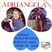 Adriángela, en Zafiro (1966)