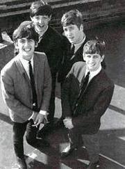 Los Beatles en el Invicta Ballroom de Chatham